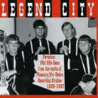 V/A - LEGEND CIY VOLUME ONE CD