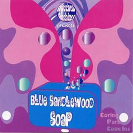 BLUE SANDLEWOOD SOAP - Loring Park Love Ins CD