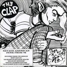 THE CLAP - EP