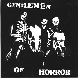 GENTLEMEN OF HORROR - Sterling Death EP