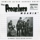 THE PREACHERS - Moanin&#39; CD