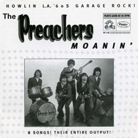 THE PREACHERS - Moanin' CD