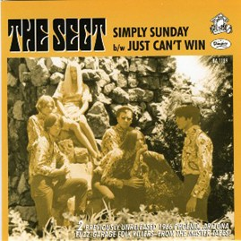THE SECT - Simply Sunday/Just Can't Win