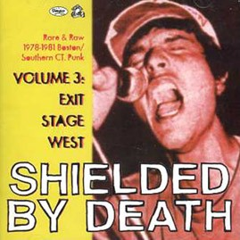 V/A - EXIT STAGE WEST: SHIELDED BY DEATH VOLUME THREE CD