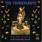 THE TRANSPLANTS - Police State CD