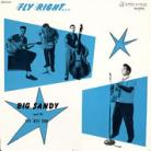 BIG SANDY & THE FLY RITE TRIO - Fly Right With LP repress with download coupon