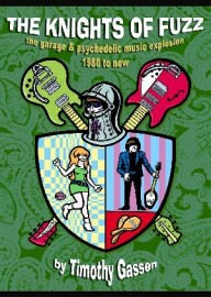 THE KNIGHTS OF FUZZ: THE GARAGE & PSYCHADELIC MUSIC EXPLOSION 1980 TO NOW DVD