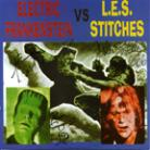 ELECTRIC FRANKENSTEIN vs. L.E.S. STITCHES split single