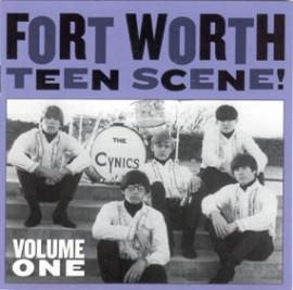 V/A - Fort Worth Teen Scene Volume One CD