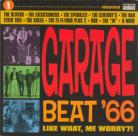 V/A - Garage Beat '66 Volume One - LIke What, Me Worry?! CD