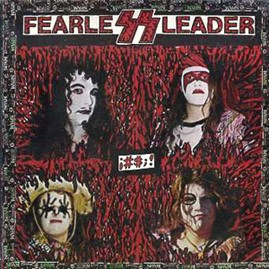 FEARLESS LEADER - !#$;! LP #HELL01-LP