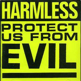 HARMLESS - Protect Us From Evil CD