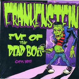 FRANKENSTEIN - Eve of the Dead Boys CD