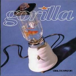 GORILLA - Obliterator LP