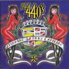 THE 440'S - Scrubbin' Satan's Cadillac LP