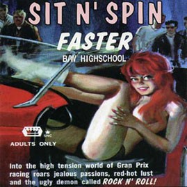 SIT N SPIN - Faster/High School