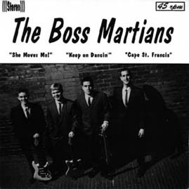 THE BOSS MARTIANS - She Moves Me
