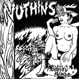 THE NUTHINS - MODESTY BLAIZE