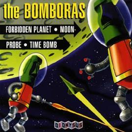 THE BOMBORAS - Forbidden Planet EP