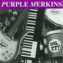 PURPLE MERKINS EP (Dionysus)
