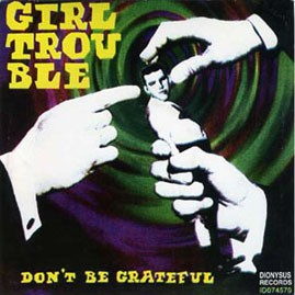 GIRL TROUBLE/POPDEFECT - Bloody Knuckles/Cold Shoulder