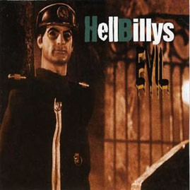 THE HELLBILLYS - Evil EP