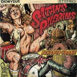 SATAN'S PILGRIMS/POPDEFECT - Ichabob Crane/House of Rock