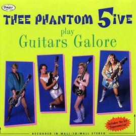 THE PHANTOM 5IVE - PLAY GUITARS GALORE!