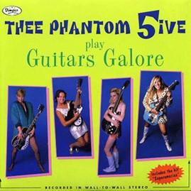 THE PHANTOM 5IVE - PLAY GUITARS GALORE!