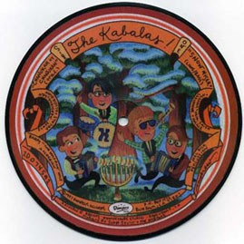 THE KABALAS - Chanukah Oi Chanukah picture disc