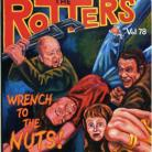THE ROTTERS - Wrench to the Nuts CD