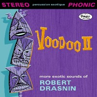 ROBERT DRASNIN - Voodoo II CD