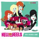 HELL ON HEELS - Dogs, Records and Wine LP