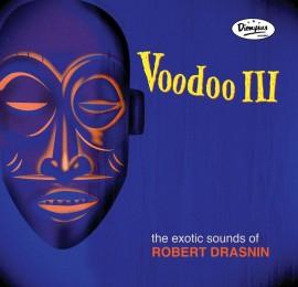 Robert Drasnin Voodoo III LP