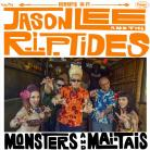 Jason Lee and the R.I.P. Tides - Monsters and Mai Tais LP
