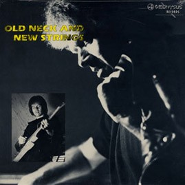 DAVIE ALLAN - Old Neck and New Strings LP