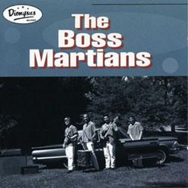 THE BOSS MARTIANS - The Boss Martians LP