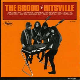 THE BROOD - Hitsville LP