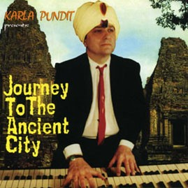 KARLA PUNDIT - Journey To The Ancient City LP