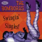 THE BOMBORAS - Swinging Singles CD