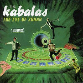 THE KABALAS - The Eye of Zohar CD