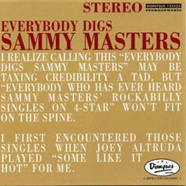 SAMMY MASTERS - Everybody Digs Sammy Masters LP