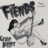 THE FIENDS - Gravedigger LP