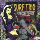 THE SURF TRIO - Forbidden Sounds CD
