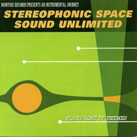 STEREOPHONIC SPACE SOUND UNLIMITED - Plays Lost TV Themes CD