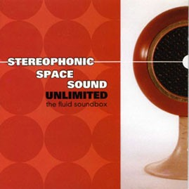 STEREOPHONIC SPACE SOUND UNLIMITED - The Fluid Soundbox CD