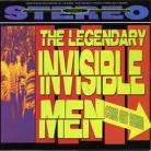 THE LEGENDARY INVISIBLE MEN - Come Get Some CD