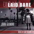 JOHN GILMORE (W/ SKIP HELLER) - Laid Bare CD