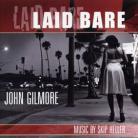 JOHN GILMORE (W/ SKIP HELLER) - Laid Bare CD