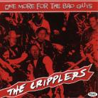 THE CRIPPLERS - One More For The Bad Guys CD